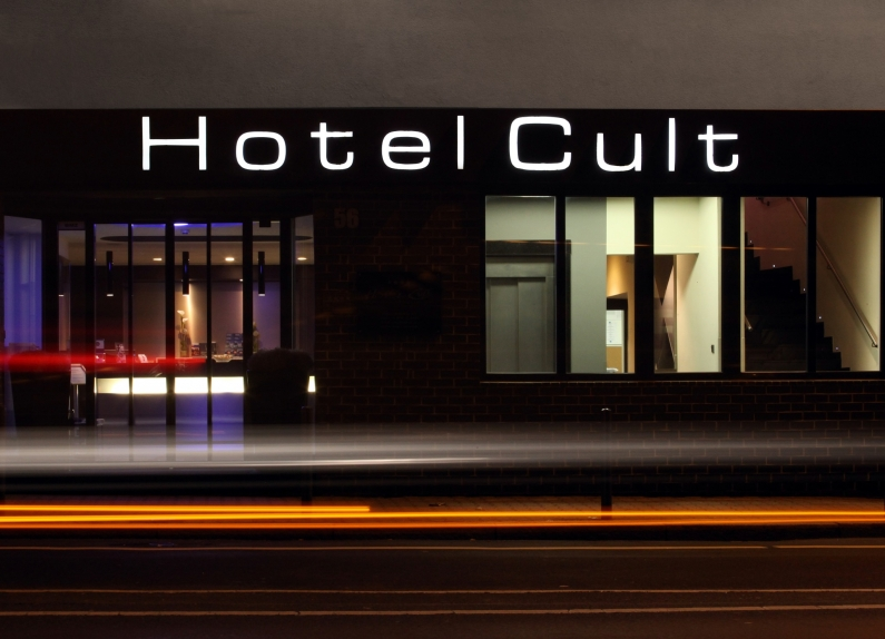 Hotel Cult Frankfurt City Design