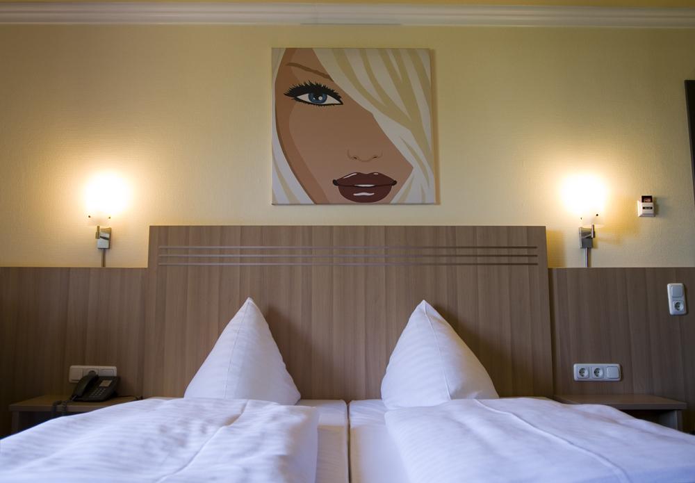Hotel Cult Frankfurt City Offenbacher Landstrabe